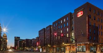 Residence Inn by Marriott Louisville Downtown - Louisville - Gebouw