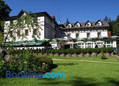 Spa & Wellness Hotel Harmonie - Marienbad - Gebäude
