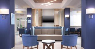 Holiday Inn Express Hotel & Suites Chattanooga Downtown, An IHG Hotel - שאטאנוגה - טרקלין