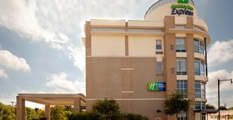 Holiday Inn Express & Suites San Antonio Rivercenter Area - Сан-Антонио - Здание