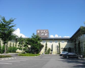 Hotel Route-Inn Court Ina - Ina - Gebäude