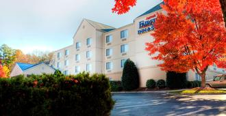 Fairfield Inn & Suites Raleigh Crabtree Valley - Raleigh - Toà nhà