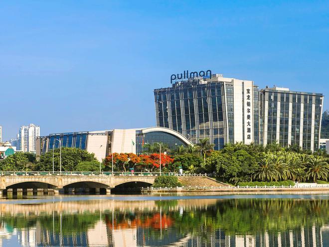 Pullman Xiamen Powerlong - Xiamen - Rakennus