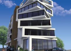 Twister Apartments - Budva - Edificio