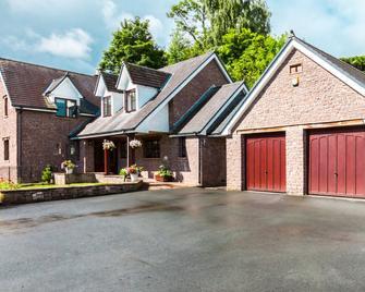 Mill Lodge-Brecon Beacons - Abergavenny - Building