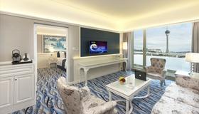 Riviera Hotel Macau - Macao - Stue