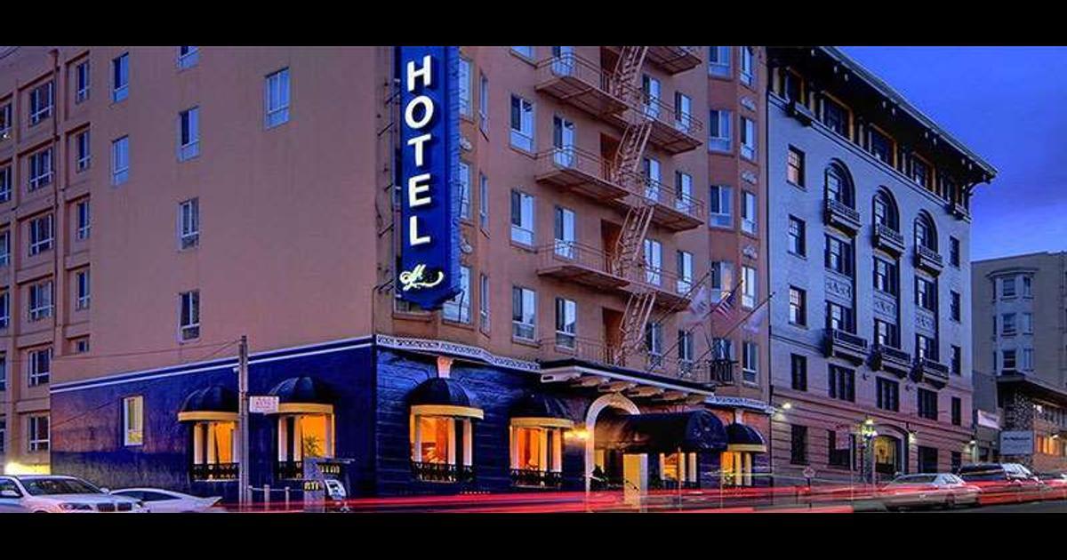 Monarch Hotel 104 1 9 6 San Francisco Hotel Deals Reviews Kayak