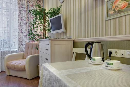 Comfort on Chekhova - Saint Petersburg - Phòng khách