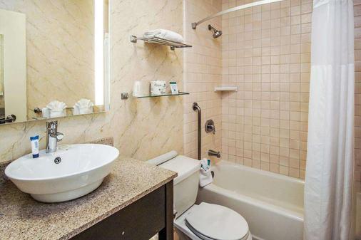 海灣公園酒店 - 蒙特雷 - 浴室