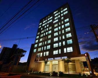 It Itabira Hotel - Itabira - Building