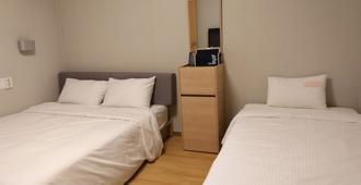 Uniqstay - Busan - Bedroom