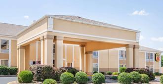 Super 8 by Wyndham Evansville North - Evansville - Building