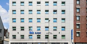 Ibis Budget Ulm City - Ulm - Building