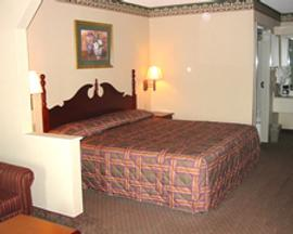 Nola Inn And Suites - New Orleans - Bedroom