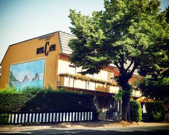 Hotel Capri - Fiuggi - Building