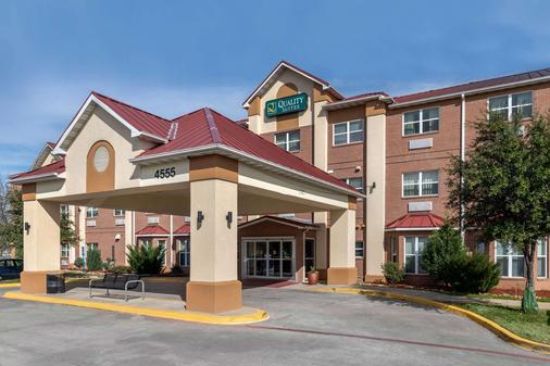 Quality Suites Addison-Dallas - Addison - Rakennus