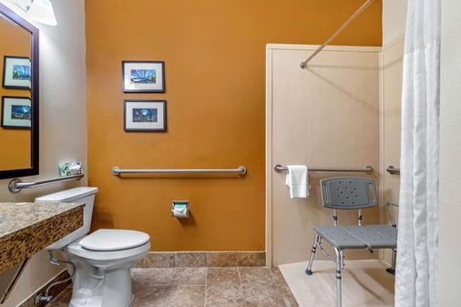 Quality Suites Addison-Dallas - Addison - Kylpyhuone