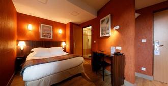 Hôtel de l'Europe - Rouen - Bedroom
