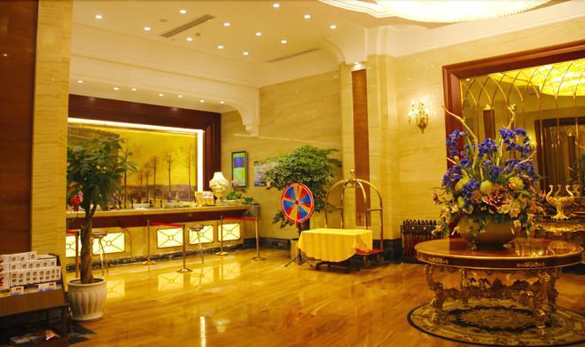 Yijia Chain Hotel Lijing Yongfeng Branch - Chengdu - Front desk