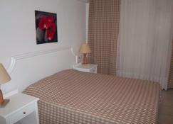 Milos Apartments - Afytos - Habitación