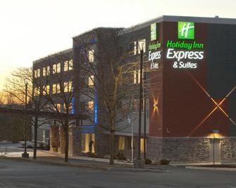 Holiday Inn Express & Suites Johnstown - Джонстаун - Building
