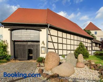 Burgschänke & Herberge Goldener Löwe - Bad Duben - Building
