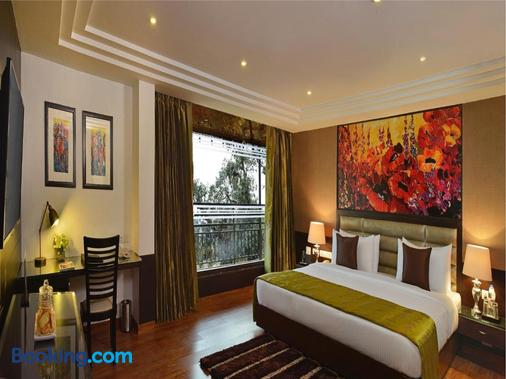 Fortune Park Moksha-Member Itc Hotel Group - Dharamsala - Bedroom