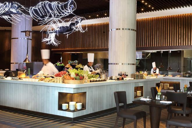 雅加達洲際酒店 - 雅加達 - 雅加達 - 自助餐