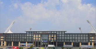 Fletcher Hotel-Restaurant Parkstad-Zuid Limburg - Kerkrade - Sala de reuniones