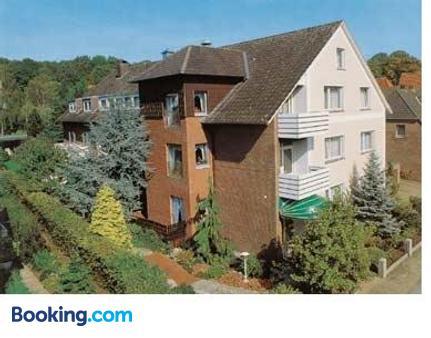 Frühstücks-Pension Haus Wernemann - Bad Rothenfelde - Building