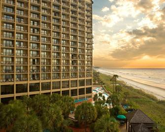 Beach Cove Resort - North Myrtle Beach - Gebouw