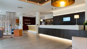 Holiday Inn Express Antwerp City - North - Anvers - Accueil