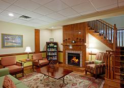 Country Inn & Suites by Radisson Goldsboro, NC - Голдсборо - Лаундж