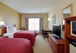 Country Inn & Suites by Radisson Goldsboro, NC - Голдсборо - Спальня