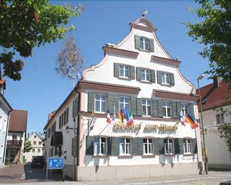 Gasthof Und Hotel Zum Hirsch - Ichenhausen - Edificio