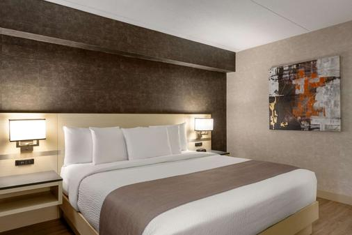 Days Inn by Wyndham Toronto West Mississauga - Mississauga - Chambre