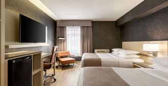 Days Inn by Wyndham Toronto West Mississauga - Mississauga - Bedroom