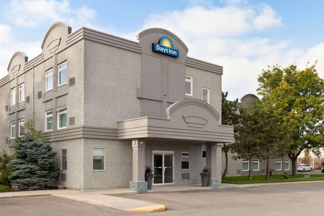 Days Inn by Wyndham Toronto West Mississauga - Mississauga - Κτίριο