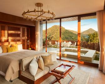 Taj Aravali Resort & Spa - Udaipur - Bedroom