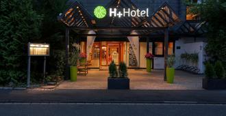 H+ Hotel Goslar - Goslar - Bâtiment