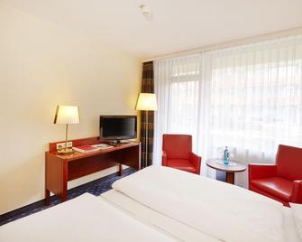 H+ Hotel Goslar - Goslar - Slaapkamer