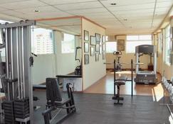 Hotel Campestre Inn - León - Gym