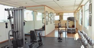 Hotel Campestre Inn - León de los Aldamas - Gym