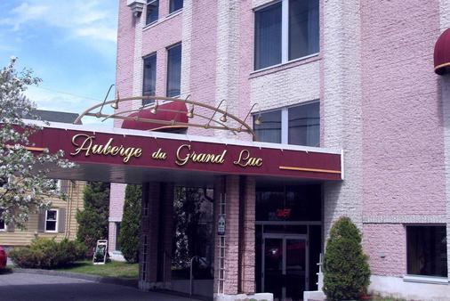 Auberge Du Grand Lac - Magog - Toà nhà