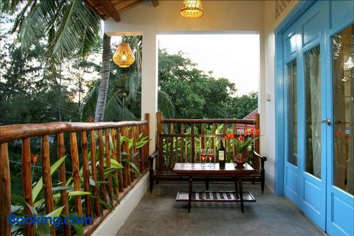 Life Beach Villa - Hoi An - Balcony