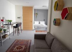 Jisr el Wati Studio - Бейрут - Living room