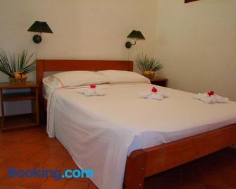 Samara Pacific Lodge - Sámara - Bedroom