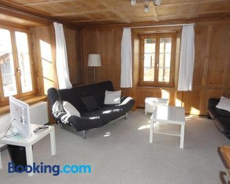 Apartment Walter - Vals - Living room