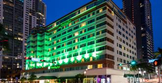 Holiday Inn Port Of Miami-Downtown - Miami - Edificio