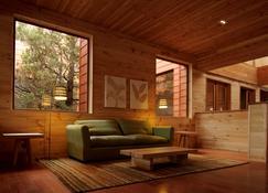 Noi Puma Lodge - Rancagua - Pokój dzienny